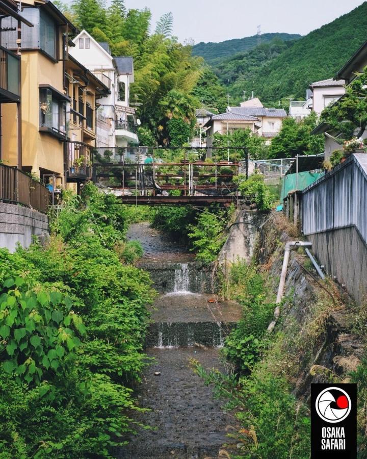 Une balade avec moi, c'est le meilleur moyen pour découvrir les facettes les plus secrètes d'Osaka #osakasafari #japonsafari