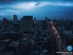 Le premier typhon de l'année est arrivé