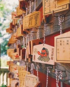 Takao & Tengu – Fr, En & Jp – Nouvel article sur mon site www.tanukitsuneko.com parlant de ma dernière exploration sur le mont Takao : nature, temple, tengu et serpent au programme :)