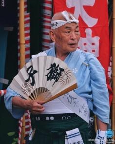 Les anciens du festival Tenjin à Osaka, forts comme des lions ! #osakasafari #osaka #TenjinMatsuri
