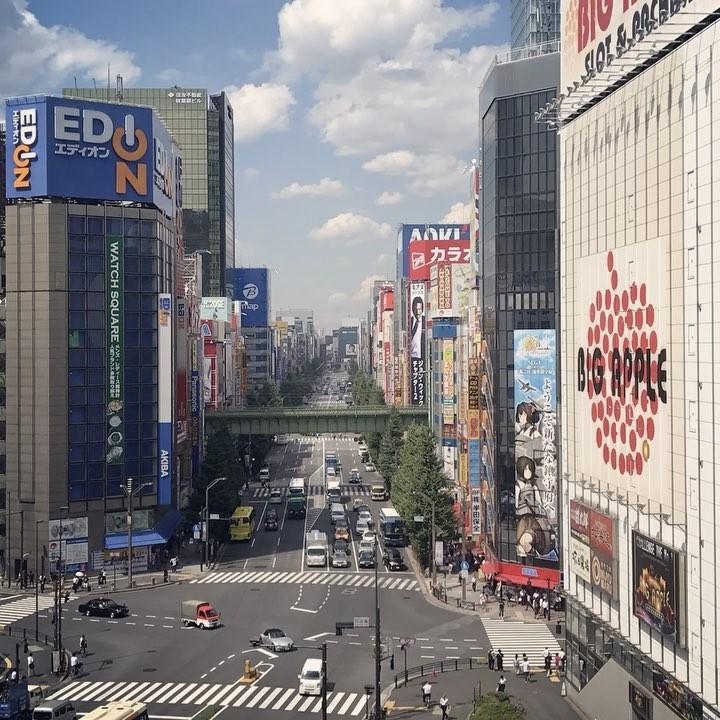 Fast Akihabara ! #akihabara