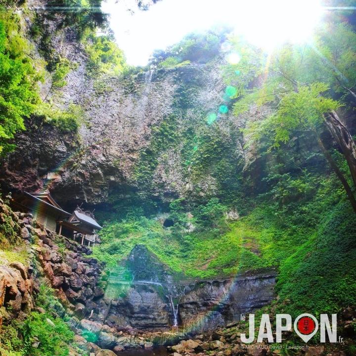 Indiana Jones et le sanctuaire perdu de Dangyo !😱😀⛩🌿🌋 #SaninAdventure