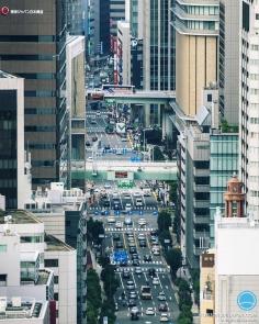 Les couloirs de la ville  #osaka #osakasafari #japonsafari