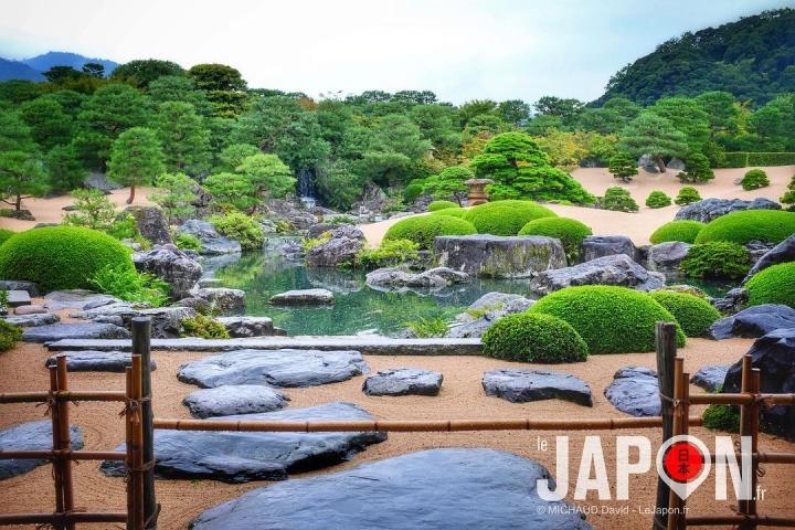 Adachi Museum of Art ! Le jardin japonais 😉#SaninAdventure
