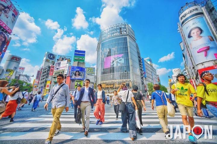 Impatient de vous montrer mon prochain projet ! Les photos vont bien claquer 😱😉 #Shibuya