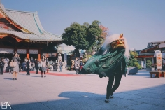 Shishimai & la danse du lion qui croque les maux