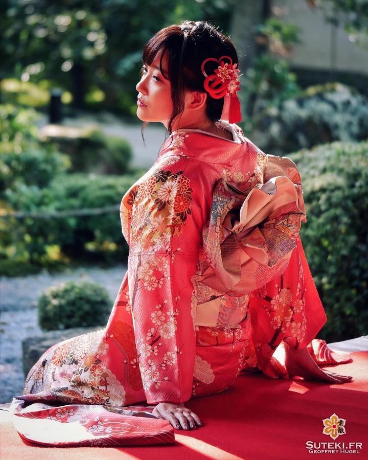 Portrait furtif #japon #kyoto #kyotosafari