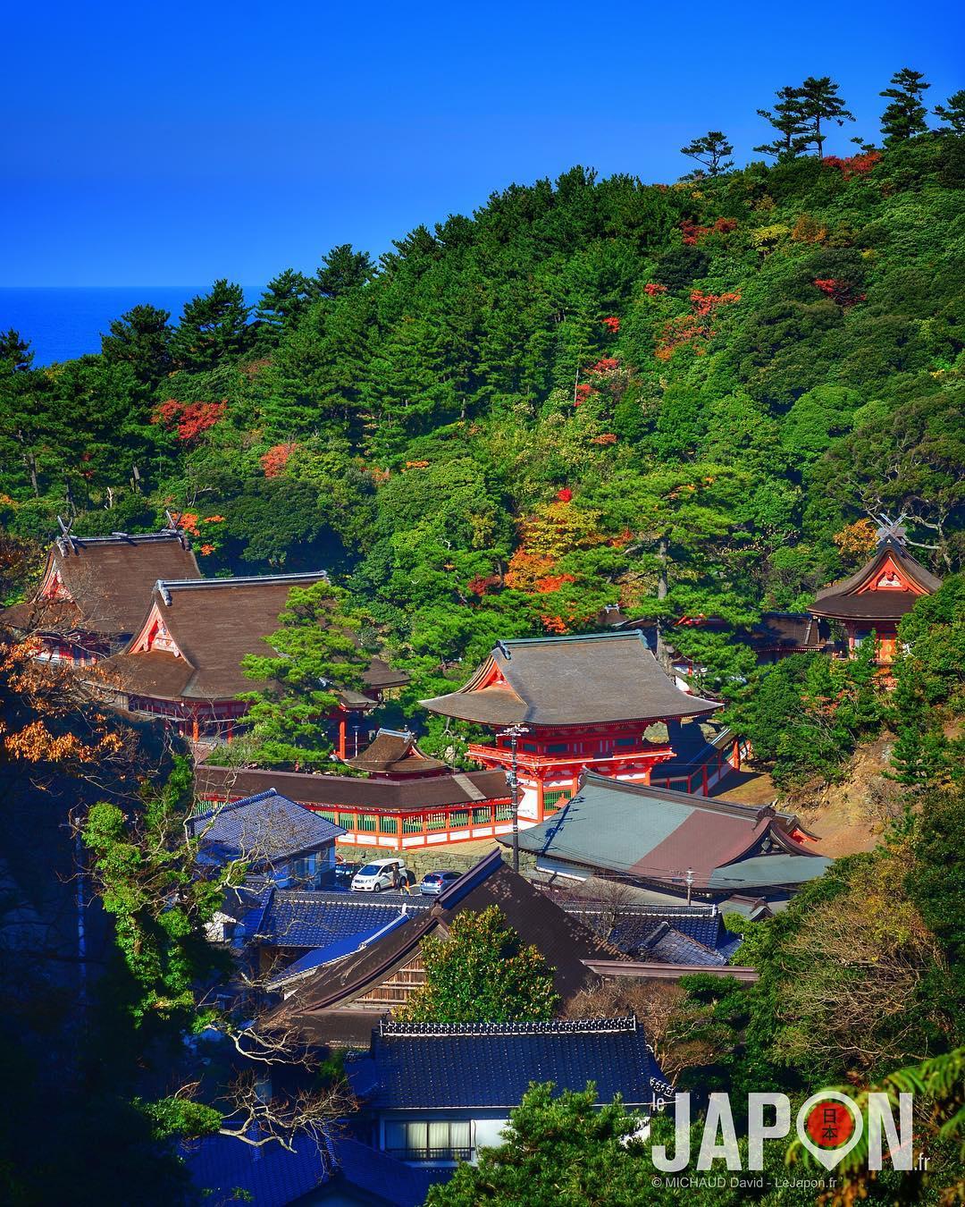 Sanctuaire Hinomisaki ⛩ #Izumo #IzumoAdventures