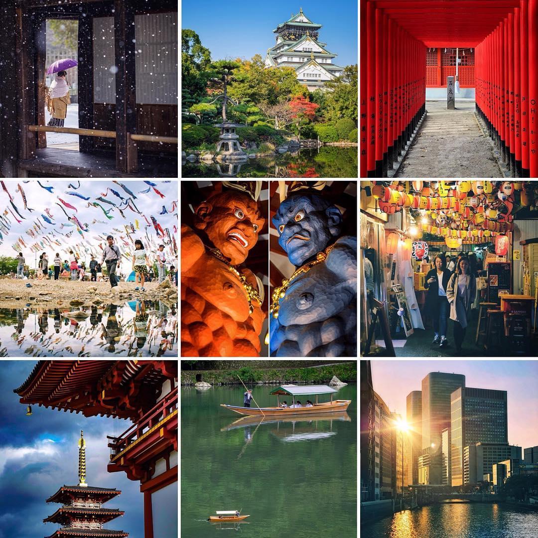 My Instagram 2017 Best nine ! 32780 likes to 132 posts Thank you 🙏  #2017bestnine #japan