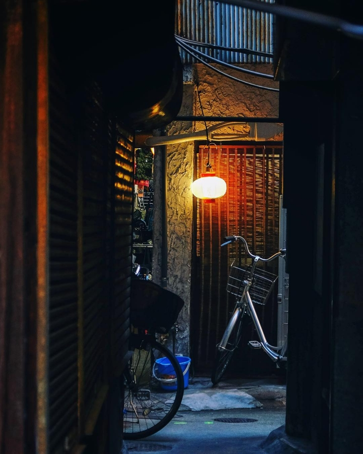 Interstice urbaine III #osakasafari #japonsafari