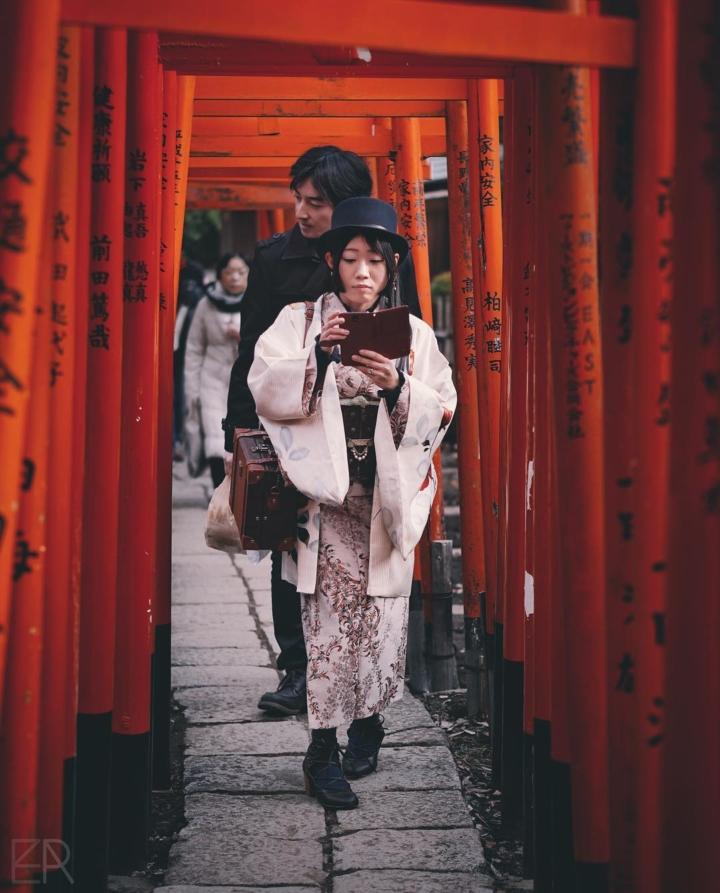Steampunk Kimono