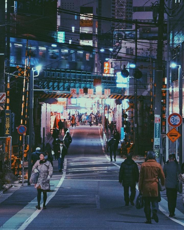 Tokyo, la ville à la géométrie chaotique parfaite