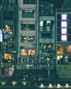 Osaka c'est un film permanent !  #osaka #osakasafari #japonsafari