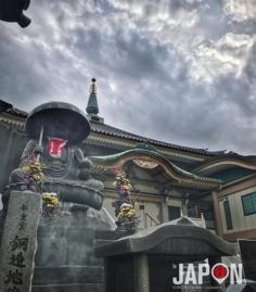 Le Jizo des ténèbres tokyoïte ! 😱🙈