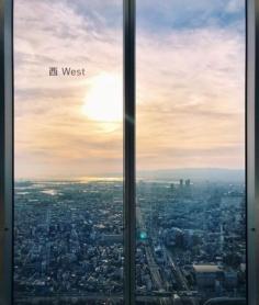 西 West