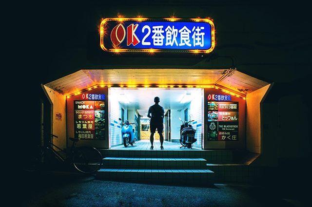 夜OSAKA色 #osakasafari #japonsafari #osaka #大阪