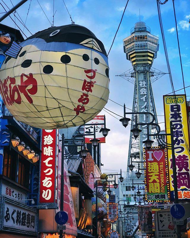 Certaines choses sont tellement évidentes qu'on ne pense plus a les prendre en photo #osakasafari #japonsafari