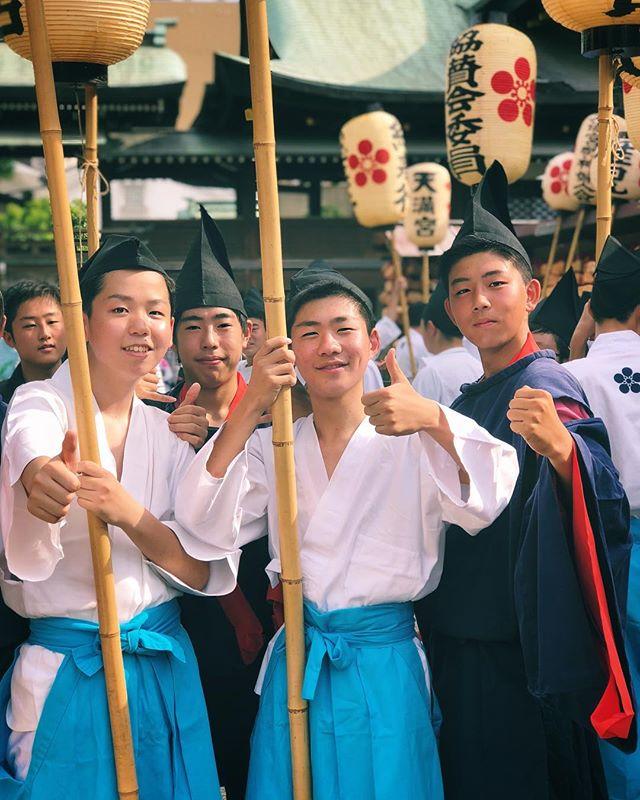 Toujours le sourire  #osakasafari #japonsafari