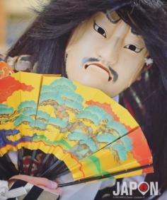 Le Samouraï du Kagura ! 👺#izumo #izumoexperience