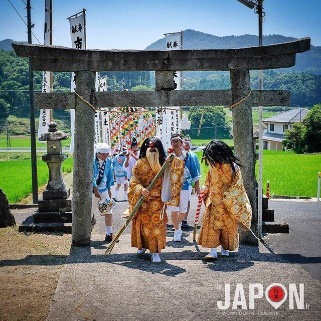 L'arrivée des démons !😱👹 #izumo #izumoexperience