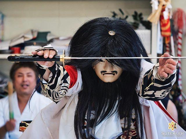 Le samouraï passe à l'action #izumo #izumoexperience