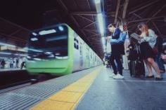 Petit à petit, la Yamanote devient un personnage incontournable de Tokyo