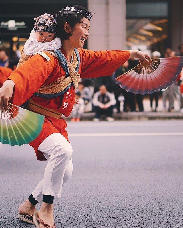Les danses traditionnelles japonaises s'apprennent parfois dès le plus jeune âge