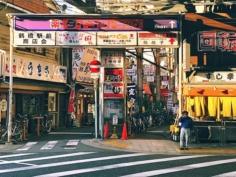 J'aime ce Japon qui transpire l'Asie  #osakasafari #japonsafari
