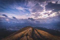 Au sommet du rêve