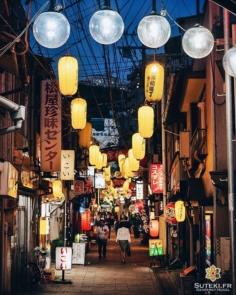Ce n'est pas le célèbre festival des lanternes mais la décoration habituelle de ce petit yokocho synonyme de restaurants à la bonne franquette !  Bonne ambiance et bonne bouffe pour passer une bonne soirée ! (Oui j'ai écris 4 fois bonne, c'est que ça doit être bien !) Avez-vous déjà mangé dans ce genre de ruelles ? . . . . . #japanfocus #japantravel #japan_vacations #visitnagasaki #ilovejapan #ilovenagasaki #art_of_japan_ #japanawaits #super_japan_channel #visitjapanjp #igersjp #igersjapan #Lovers_Nippon #explorejapan #explorejpn #bestjapanpics #discoverjapan #discovernagasaki #olympuscamera #olympusphotography #getolympus #olympusinspired #長崎 #長崎旅行 #長崎観光 #日本を休もう #そうだ長崎行こう #日本旅行