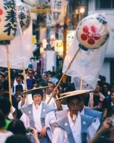 Procession – Tenjin Matsuri 2019 – #discoverosaka #japonsafari #osakasafari #tenjinmatsuri