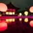 En plein cœur du Matsuri… sous la pluie et les seaux d'eau