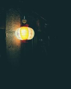 La lumière dans le noir qui indique où trouver l'ivresse  #osakasafari #japonsafari #discoverosaka