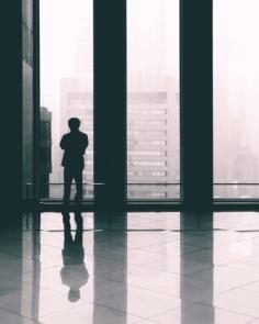 Solitude sèche pendant la pluie  #osakasafari #japonsafari