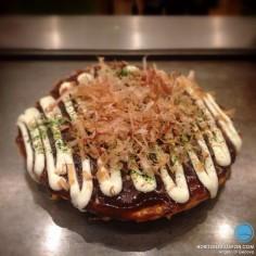 Okonomiyaki Made in Osaka