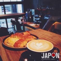 Repérage cafés sympas pour faire des p'tites pauses pendant les Tokyo Safari