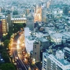 Quand la nuit tombe sur Tokyo !