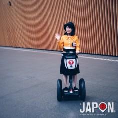 14 ans après sa création le Segway PT arriverait-il enfin au Japon ?!
