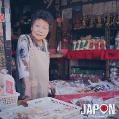 De tout cœur avec les commerçants de Candy Alley à Kawagoe, apparemment touché par un incendie hier…