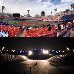 Yokohama Safari original avec visite d'un stade de baseball et d'un OVNI !