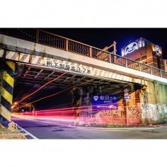 Embellir le laid avec quelques filés de lumière #Japon #Osaka