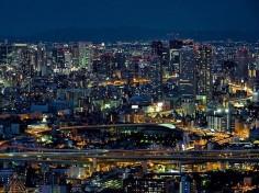 Osaka ou Tokyo ? -> #OSAKA bien sûr ! (Poke amical à @lejapon ^^)