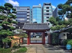 Les temples urbains, un grand classique des villes japonaises