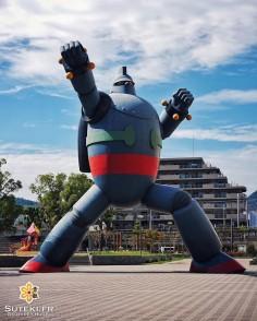 L'homme de fer numéro 28 #japon #kobe