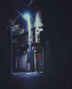 Se perdre dans les ruelles labyrinthiques des quartiers résidentiels
