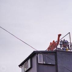 Les toits de Yanaka
