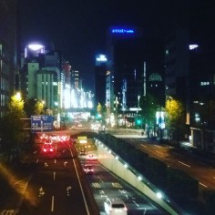 Ginza by Night ce soir !