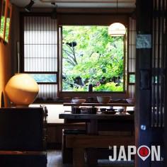 Fenêtre sur cour en plein Tokyo… Le luxe :)