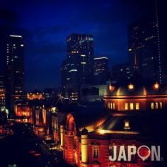 Magnifique Tokyo entre trad… Chien et Loup !