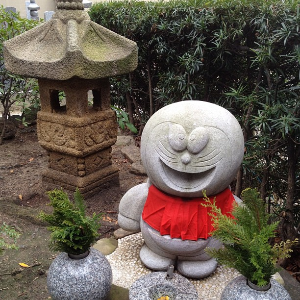 Jizo Doraemon ! J'suis fan (^_^)